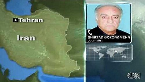 نماینده CNN در ایران درگذشت + عکس