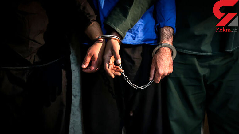 دستگیری ۱۰ سارق طی ۲۴ ساعت گذشته در ملایر