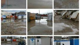 وضعیت وخیم زلزله زدگان یک سال پس از زلزله سرپل ذهاب +تصاویر
