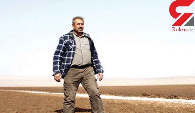 تلاش برای آزادی محیطبان دربند استان فارس + عکس