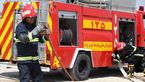 انجام 9 عملیات آتش نشانی در اهواز