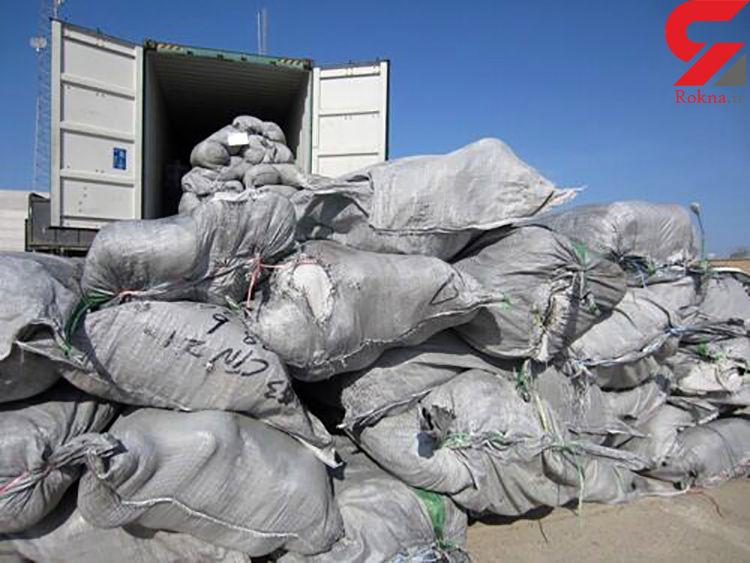 توقیف کامیون میلیاردی قاچاق در دشتستان