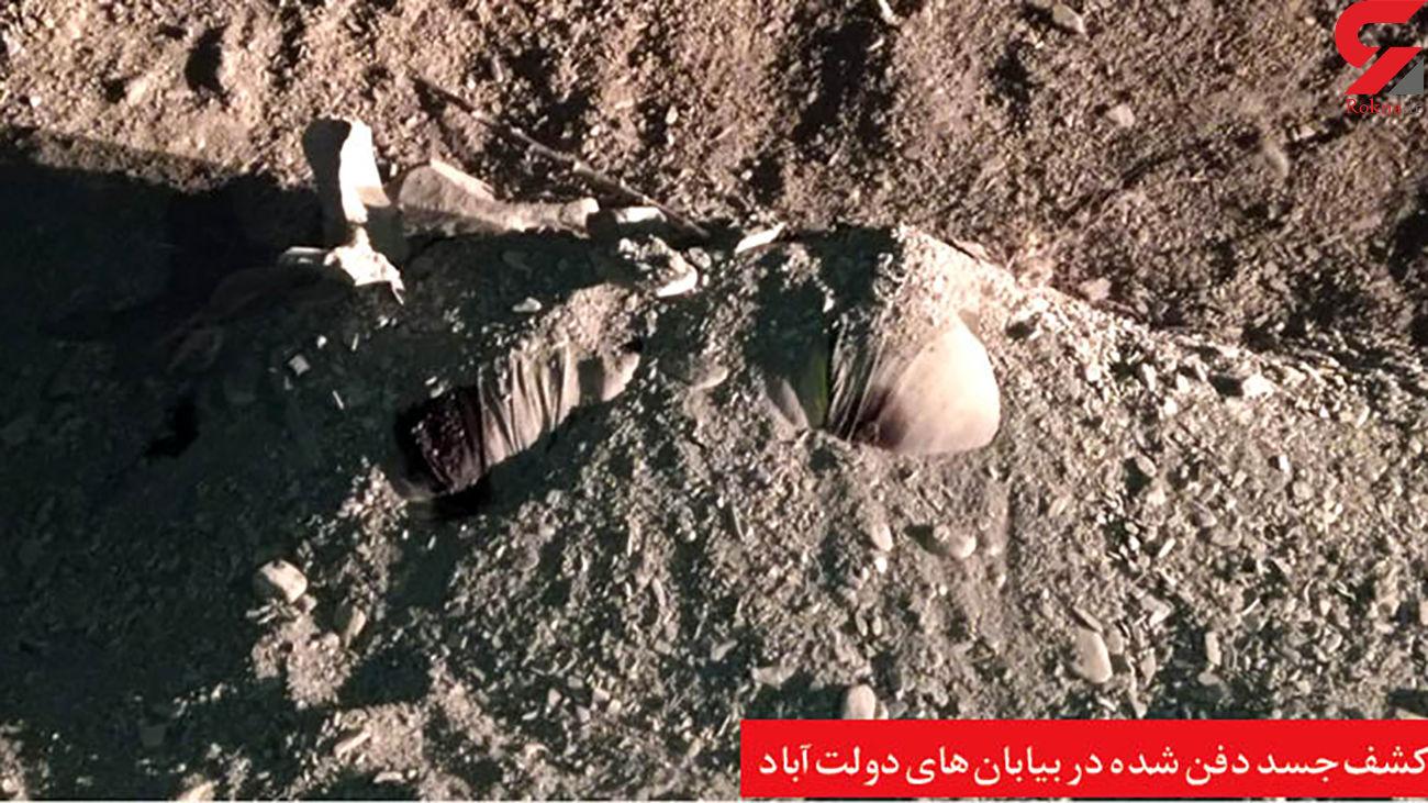 عکس / وقتی دلارهای پسرخاله در مشهد رنگ خون گرفت /+ عکس 2 قاتل