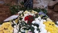 پرویز پورحسینی به خاک سپرده شد