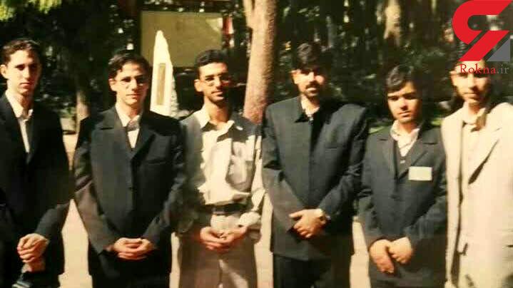 عکسی از آذری جهرمی وزیر ارتباطات در دوران دانشجویی