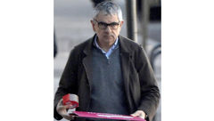 چهره متفاوت و جدید مستر بین در خیابان های لندن! +عکس