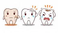 چرا دندان به گرما و سرما حساس است؟