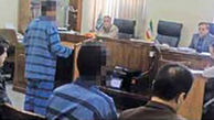 حکم سنگین 2 تبهکار پلید تهران / آنها شلاق هم می خورند+ عکس