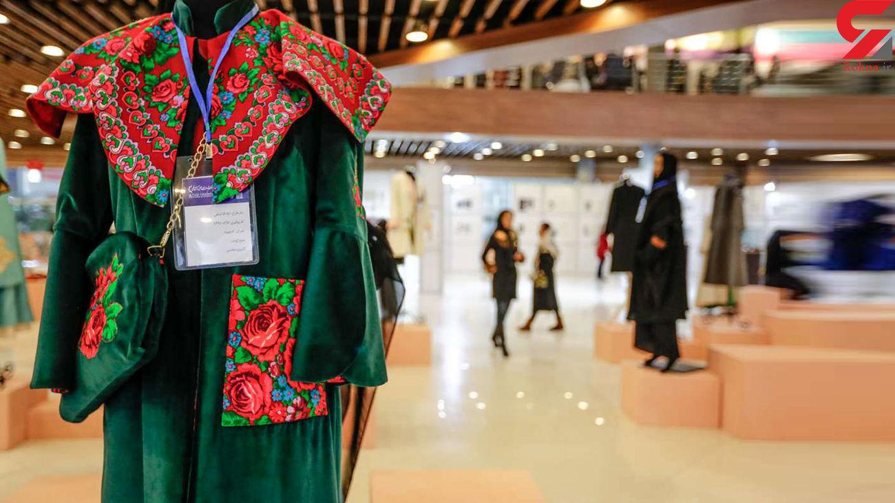 دستان 1000 زن سوزن دوز در سیستان و بلوچستان به کار افتاد / کم توجهی وزارت صمت به تولید البسه ایرانی + فیلم