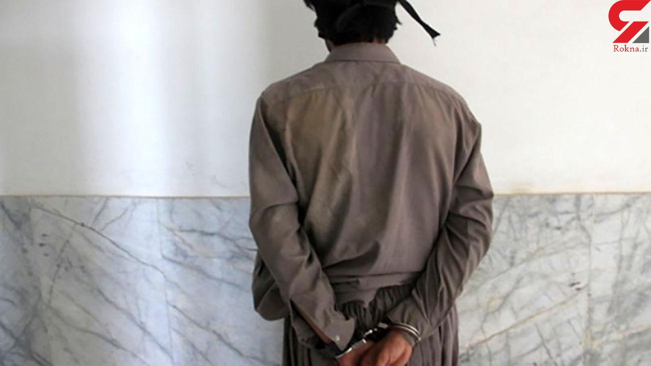 شرور مسلح ایلامی بازداشت شد / او عامل وحشت مردم  بود