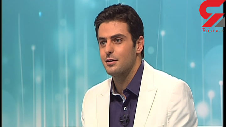 واکنش جالب علی ضیا به اظهارات مجری شبکه افق