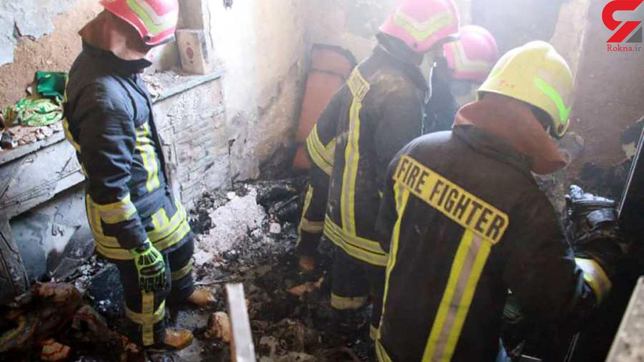 8 عکس وحشتناک از سرنوشت خانواده شیرازی / در محاصره آتش فقط فریاد می زدند