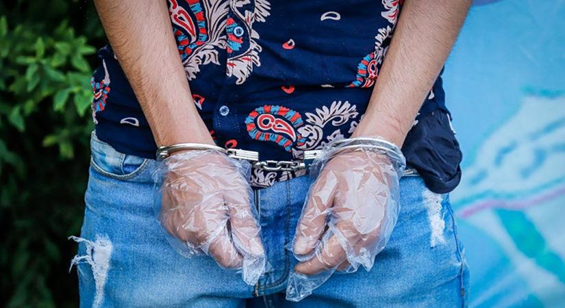 فیلم سماجت دزد تیبا سوار در جولان خیابان های تهران ! / پلیس سمج تر بود