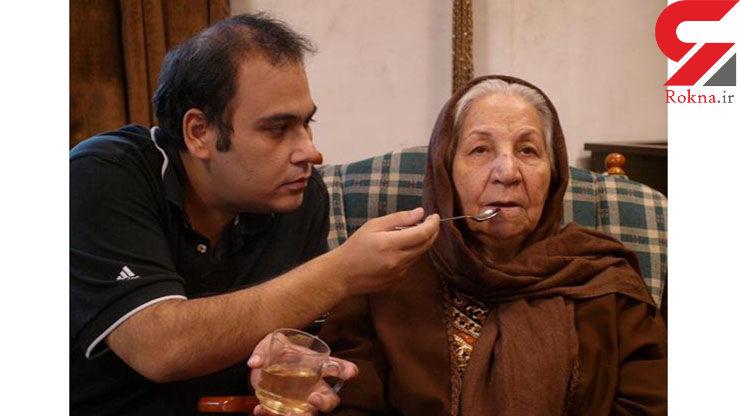 بازیگر زن معروف سینمای ایران درگذشت +عکس