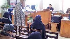 مهنوش: همسرم می خواست مرا به مردان معتاد بفروشد / محاکمه این مادر به دلیل قتل نوزاد 18 ماهه