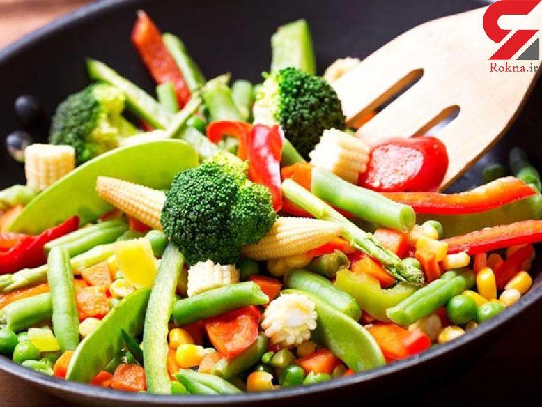 خطر گیاه خواری در دراز مدت