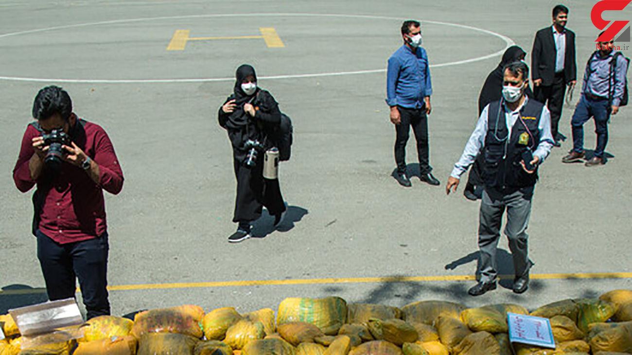 ۳۲۷ تبهکار خطرناک تهران دستگیر شدند