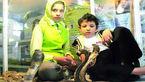 بوسه وحشت دختر ایرانی بر زبان مار کبرا + عکس باورنکردنی