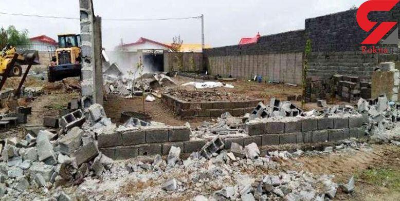 کشف زمین خواری میلیاردی در بوشهر / متهم روانه زندان شد