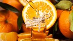 پرتقال درمانی برای لکه های سفید روی ناخن