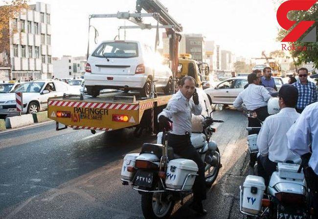 ایجاد محدودیت برای تردد خودروهای پلاک شهرستان در تهران