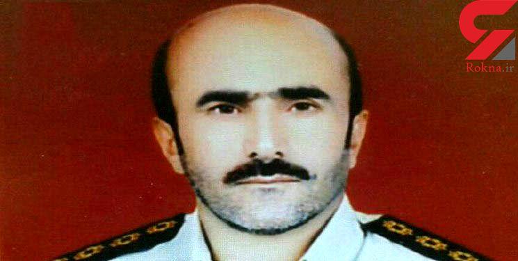 اولین عکس پیکر رئیس پلیس آگاهی اسلام آباد غرب هنگام شهادت + جزئیات