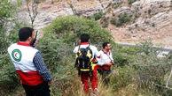 نجات نوجوان 14 ساله در ارتفاعات شمالی کاشمر