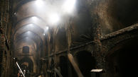 علت آتشسوزی بازار تبریز اعلام شد + عکس