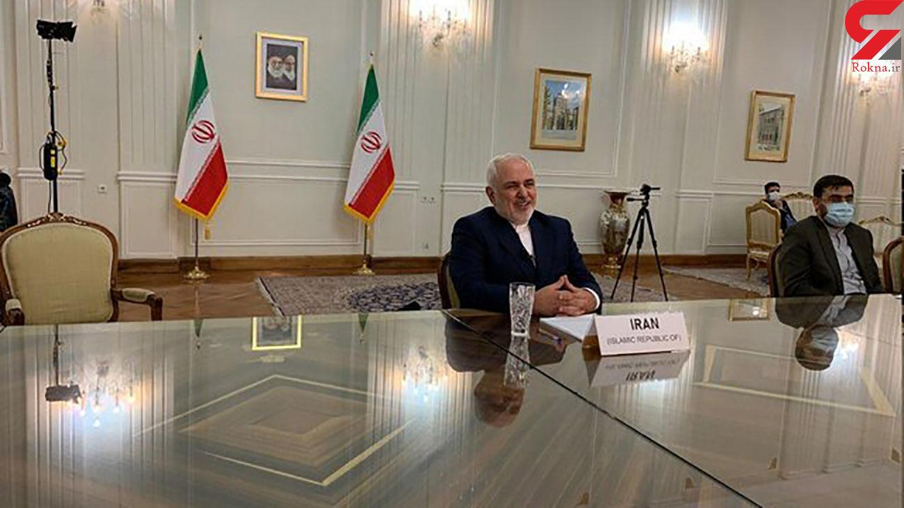 سخنرانی ظریف در نشست شورای امنیت سازمان ملل متحد