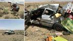 دو حادثه رانندگی با شش مصدوم در سمنان