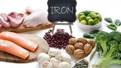 تامین آهن بدن با خوشمزه ترین خوراکی ها