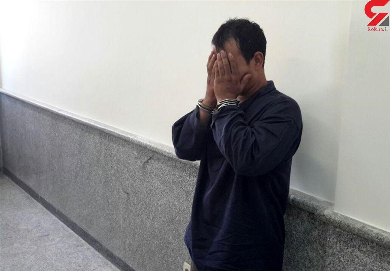 مردی با 250 جفت کفش کتانی در بازار حضرتی تهران دستگیر شد