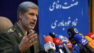 Iran improving quality of strategic defense equipment