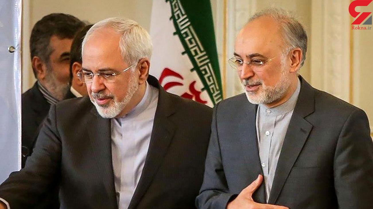 حضور ظریف و صالحی در کمیسیون امنیت ملی