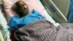 دهقان فداکار در بیمارستان بستری شد + فیلم و عکس