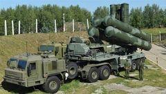 آزمایش موفقیتآمیز سامانه موشکی پدافند هوایی اس-۵۰۰