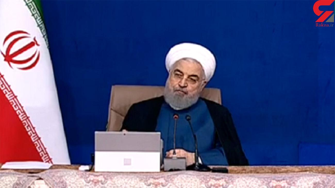 رییس جمهور: امروز پیروزی دیپلماسی ایران در جهان!
