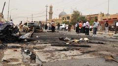 ۳۰ کشته و زخمی در انفجار خودروی بمبگذاری شده در جنوب موصل