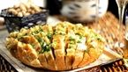نان پنیری با طعم پیازچه دلچسب ترین عصرانه بهاری