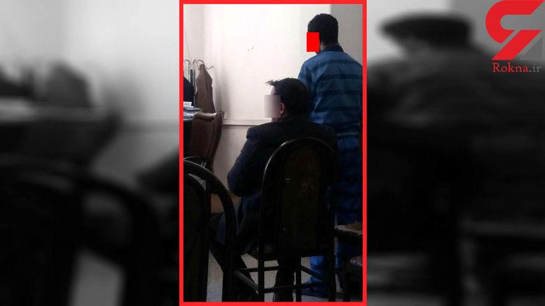 قتل مرد عراقی در تهران / چرا همسر و دخترش قاتل جوان را بخشیدند!