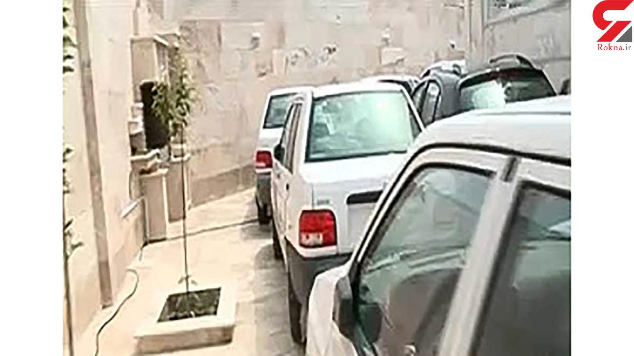 کشف 11 دستگاه خودروی احتکار شده در کاشان
