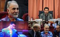 دادگاه محمد علی نجفی نیمه کاره تمام شد ! / علت چیست ؟ +عکس و فیلم