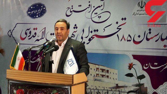 نماینده نهاوند: وزیر بهداشت، فردی متدین و مدیری جهادی و انقلابی است