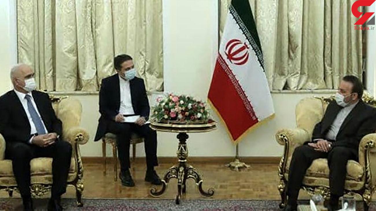 سپاس رییسجمهور آذربایجان از مواضع دولت ایران