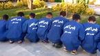 فیلم قتل پسر 17 ساله در پارک پردیس کرج! / اوباش برای بازسازی به خط شدند