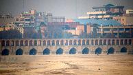 هوای شیراز، اهواز و اصفهان در شرایط ناسالم قرار گرفت