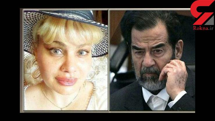 راز قتل زن دوم صدام حسین فاش شد! / دختر صدام مادرناتنی و خواهرناتنی اش را به دادگاه می کشد!+عکس