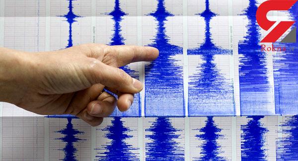 زلزلهای به قدرت ۶ و ۷ دهم ریشتر شمال غربی جزایر کوریل را لرزاند