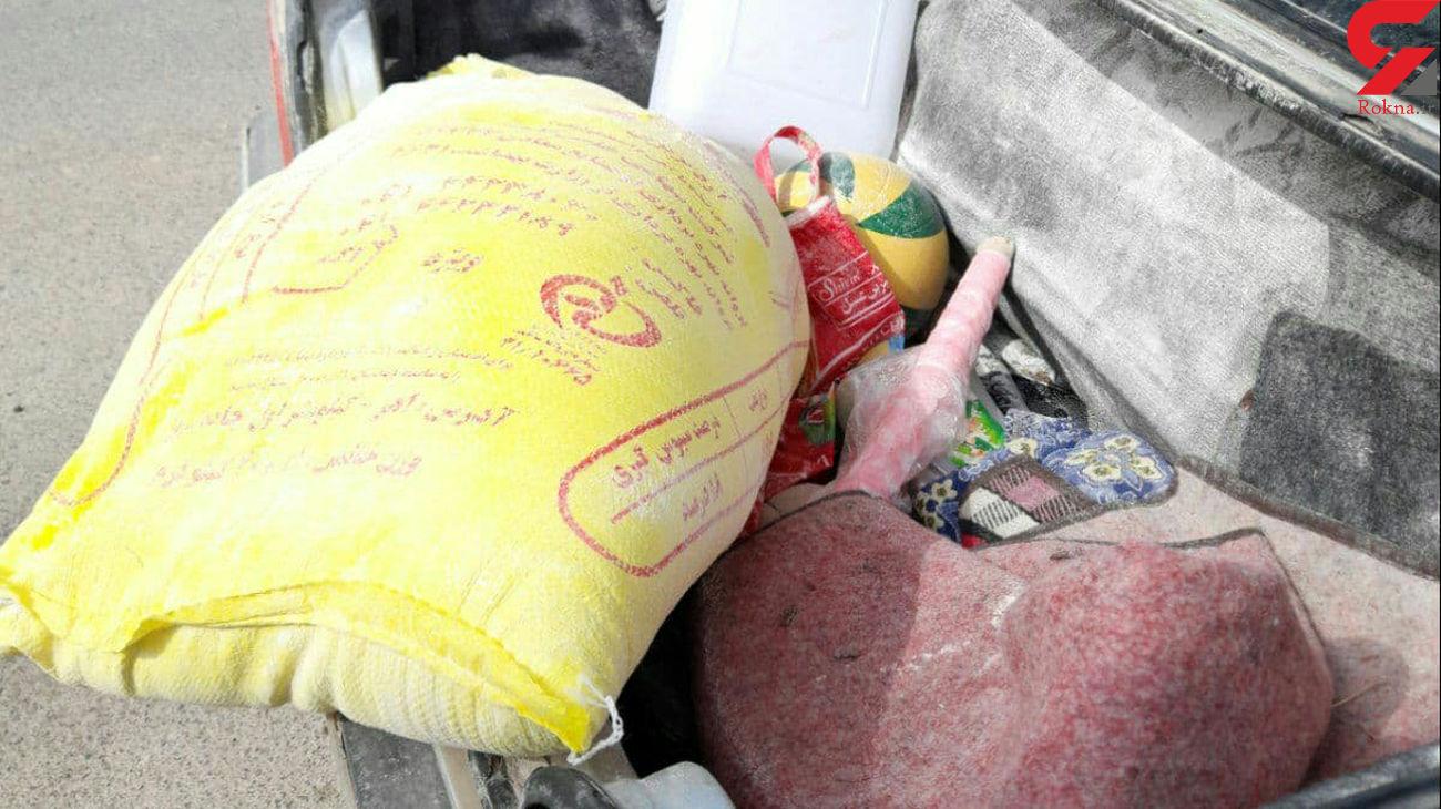 کشف بیش از 9 تن آرد احتکاری در کرمانشاه/ یک نفر دستگیر شد