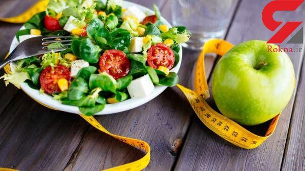 رژیم غذایی یک ماهه برای رسیدن به خوش اندامی/فوت و فن لاغری فوری